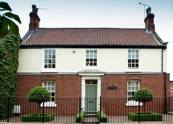 Thumbnail 4 bed detached house for sale in Hatfield Woodhouse, Doncaster, 6Pj.