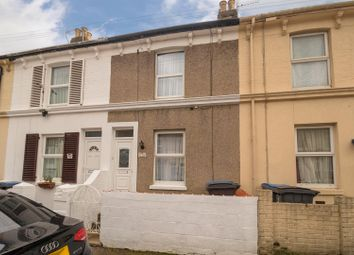 Thumbnail 2 bed terraced house to rent in Clarendon Street, Dover