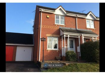 Thumbnail 2 bed semi-detached house to rent in Farthing Lane, Redditch