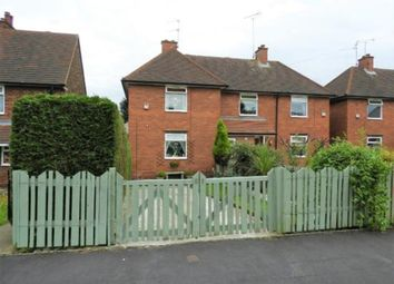 Thumbnail 2 bedroom semi-detached house for sale in Smith Street, Mansfield
