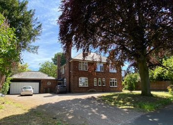4 bed detached house for sale in Stoughton Drive South, Oadby LE2