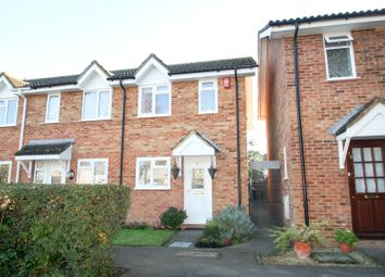 Thumbnail 2 bed end terrace house for sale in The Heathers, Staines-Upon-Thames, Surrey