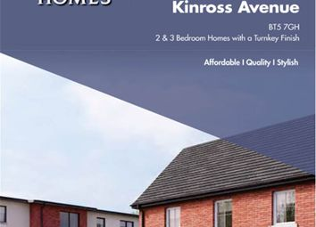 Thumbnail 3 bedroom detached house for sale in Dundonald, Belfast, UkBT5