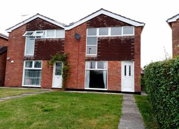 Thumbnail Semi-detached house to rent in Kestrel Drive, Mead Vale, Weston-Super-Mare