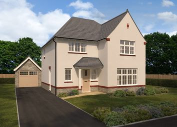 Thumbnail 4 bed detached house for sale in Tinkinswood Green, Cowbridge Rd, St Nicholas, Vale Of Glamorgan
