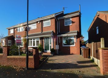 Thumbnail 3 bed semi-detached house for sale in Mauncer Drive, Sheffield