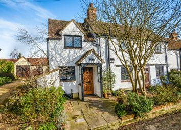 Thumbnail 2 bed cottage for sale in New Road, Dinton, Aylesbury