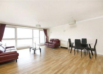 Thumbnail 2 bed flat to rent in Arnhem Wharf, Arnhem Place, London