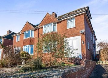 Thumbnail 5 bedroom semi-detached house for sale in Exeter, Devon, England