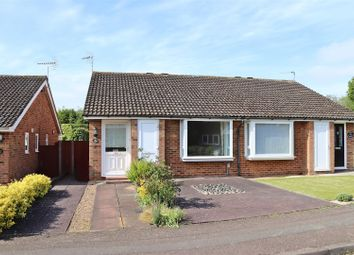 Thumbnail 2 bed bungalow for sale in Cheriton Close, St.Albans