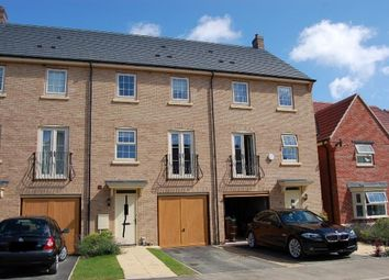Thumbnail 3 bed town house to rent in Watt Avenue, Colsterworth, Grantham