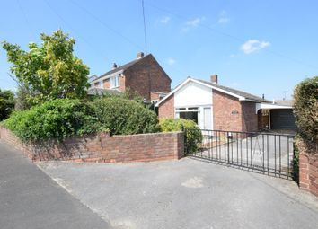 Thumbnail 2 bed bungalow for sale in Gwernaffield Road, Mold, Flintshire