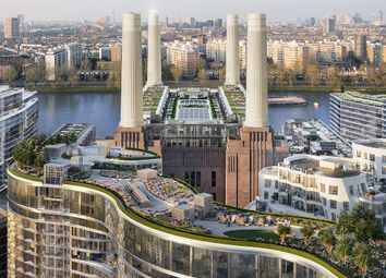 Thumbnail 2 bed flat for sale in Battersea Power Station, London