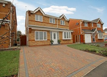 Thumbnail 4 bed detached house for sale in Wentworth Grove, Winsford