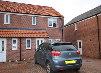 Thumbnail 3 bed semi-detached house for sale in Daisy Road, Witham St. Hughs, Lincoln