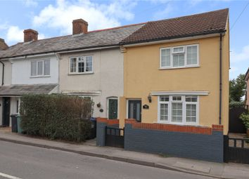 2 bed end terrace house for sale in Kingfield Road, Woking, Surrey GU22