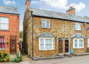 Thumbnail 2 bed end terrace house for sale in Pool Street, Woodford Halse, Daventry