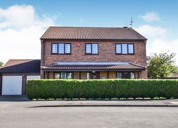 Thumbnail 4 bed detached house for sale in Ryton Way, Doncaster