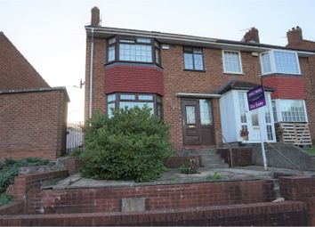 Thumbnail 3 bed semi-detached house for sale in Ilchester Crescent, Bedminster Down