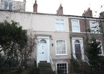 Thumbnail 4 bed property to rent in Mount Terrace, York