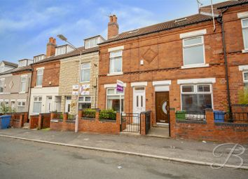 3 bed terraced house for sale in Bentinck Street, Mansfield NG18