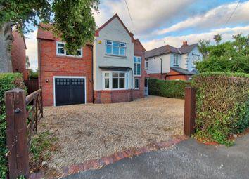 Sutton Park Road, Kidderminster DY11. 5 bed detached house