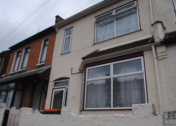 Thumbnail 3 bed terraced house to rent in Leigh Road, East Ham