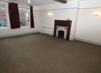 Thumbnail 2 bedroom flat to rent in Market Street, Ashby-De-La-Zouch