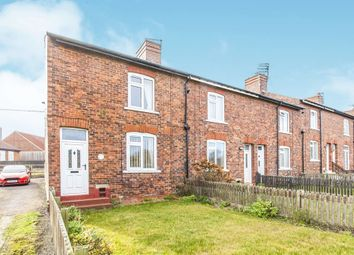 Thumbnail 3 bedroom end terrace house for sale in Railway Cottages, Blackhall Colliery, Hartlepool