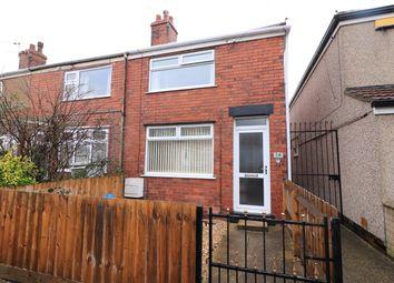 Thumbnail 2 bedroom terraced house for sale in Hinkler Street, Cleethorpes