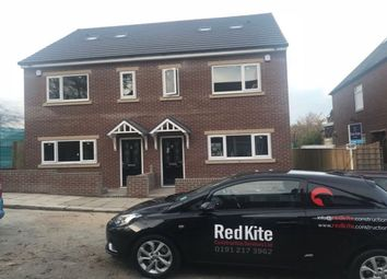 Thumbnail 3 bed property for sale in Matfen Place, Fenham, Newcastle Upon Tyne