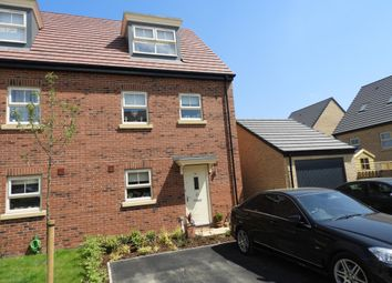Thumbnail 4 bed semi-detached house for sale in Stretton Street, Adwick-Le-Street, Doncaster