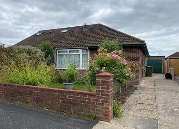 2 bed semi-detached bungalow for sale in Coombe Farm Avenue, Fareham PO16