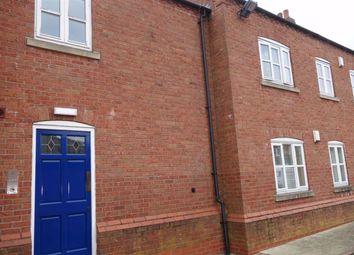 Thumbnail 1 bed flat to rent in Hinckley Road, Burbage, Hinckley