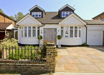 Thumbnail 5 bed detached house for sale in Eversley Crescent, Ruislip