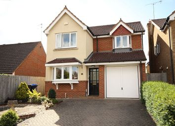 Thumbnail 4 bed detached house to rent in Rapsley Lane, Knaphill, Woking