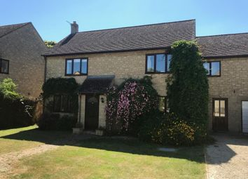 Thumbnail 5 bed detached house to rent in Moat Close, Brize Norton