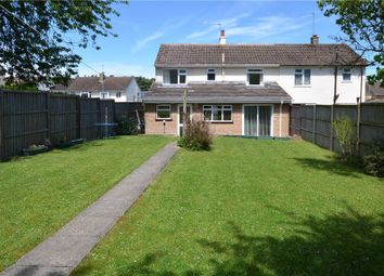 Thumbnail 4 bed semi-detached house for sale in Upton Crescent, Basingstoke, Hampshire