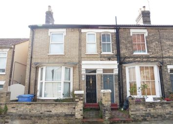 Thumbnail 2 bedroom terraced house to rent in Cardigan Street, Ipswich