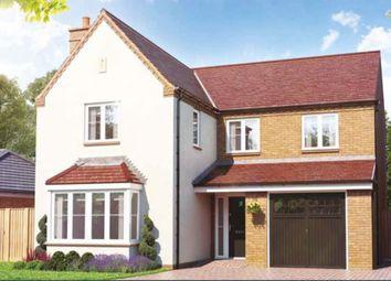 Thumbnail 4 bed detached house for sale in Hayton Way, Kingsmead, Milton Keynes