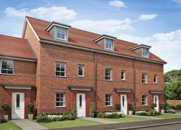 Thumbnail 4 bed semi-detached house for sale in The Woodcote At Lloyd Mews, Stoke-On-Trent