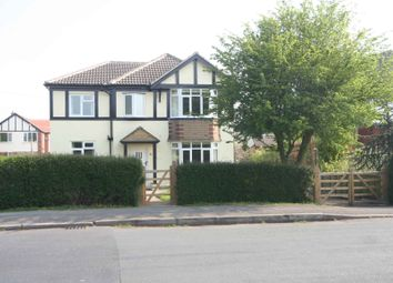 Thumbnail 4 bed detached house to rent in St Winifreds Road, Harrogate