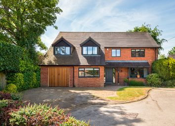 Thumbnail 6 bedroom detached house for sale in Coldharbour Close, Henley-On-Thames