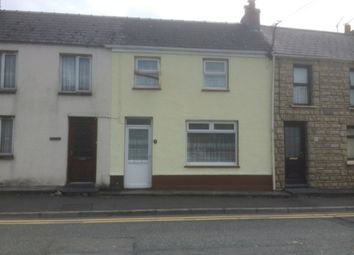 Thumbnail 2 bedroom terraced house to rent in Spring Gardens, Whitland