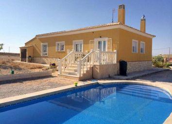 Thumbnail 3 bed villa for sale in Arenales De Caudete, Spain