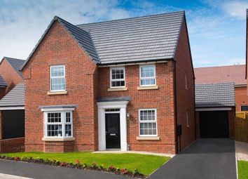 "Thumbnail 4 bed detached house for sale in ""Holden"" at Fleece Lane, Nuneaton"