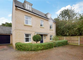 Thumbnail 5 bed detached house for sale in Riverside Way, Sible Hedingham, Essex
