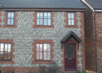 Thumbnail 2 bed town house to rent in Independent Way, Dussindale, Norwich