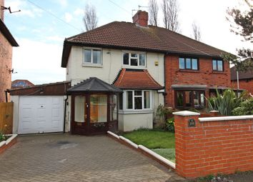 Thumbnail 3 bedroom semi-detached house for sale in Scott Hall Road, Chapel Allerton, Leeds