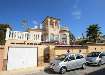 Thumbnail 3 bed detached house for sale in 3 Bedrooms Villa With Private Pool, Villamartin, Alicante, 03189